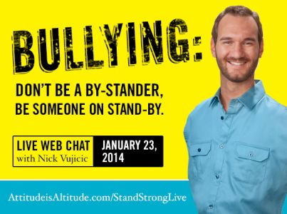 NickVujicic-Bullying