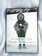 bonair daydreams frameable greeting card