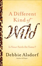 a different kind of wild - cover